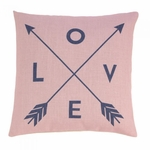 Romantic Love Decorative Pillow