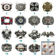 Bat Truck Driver Firefighter Belt Buckle Mix Styles Choices Stock in US