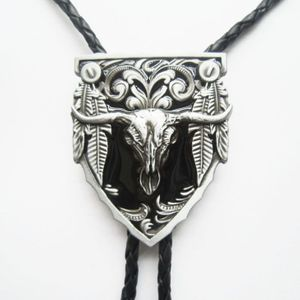 Original Western Bolo Tie Leather Necklace Mix Styles Choice also Stock in US