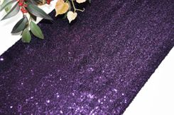 "12""x108"" Sequin Table Runners (18 colors)"