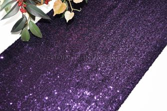 "12""x108"" Sequin Table Runners (19 colors)"