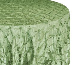 "120"" Pinchwheel Taffeta Tablecloth - Clover 66948(1pc/pk)"