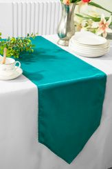 "13.5""x108"" Satin Table Runner - Oasis 53658(1pc)"