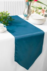 "13.5""x108"" Satin Table Runner - Serene 53688(1pc)"