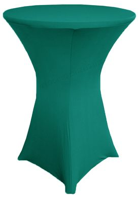 """30"""" Cocktail Spandex Table Cover - Oasis 64658 (1pc/pk)"""