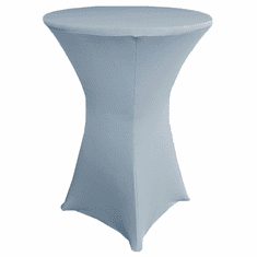 "30""x 42"" (200 GSM) Cocktail Spandex Table Covers (39 Colors)"