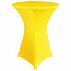 "36""x42"" (200 GSM) Cocktail Spandex Table Covers (39 Colors)"