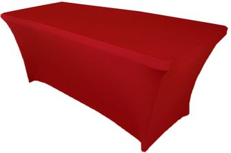 5 Ft (200 GSM) Rectangular Spandex Table Covers (17 Colors)