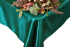 54x108 Rectangle Satin Tablecloth - Oasis 50958(1pc/pk)