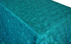 "90""x156"" Rectangle Pinchwheel Taffeta Tablecloth - Oasis 66858(1pc/pk)"