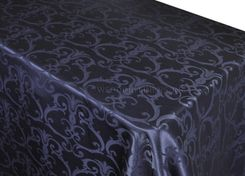"""90""""x156"""" Rectangle Versailles Chopin Damask Jacquard Polyester Tablecloths (14 colors)"""