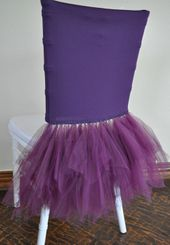 Ballerina Spandex Chiavari Chair Covers - Eggplant 62245 (1pc/pk)