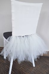 Ballerina Spandex Chiavari Chair Covers - Ivory(1pc/pk)