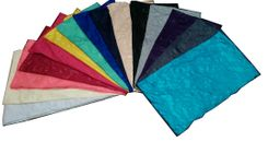 Embossed Spandex Chair Band Sample Lot 64000 (18pcs/pk)