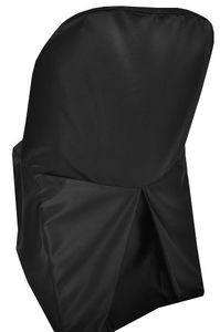 Lamour Satin Folding Chair Covers (2 Colors)