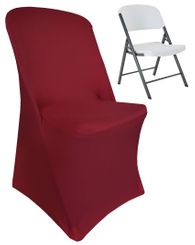 Lifetime Spandex Folding Chair Covers (14 colors)