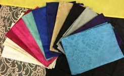 "20""x20"" Marquis Polyester Napkins Sample Lot 98000 (12pcs/pk)"