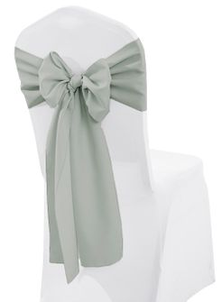 Polyester Chair Sashes - 8x108 (25 colors)