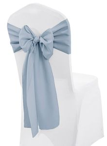 "Polyester Chair Sashes - 8""x 108"" (27 colors)"