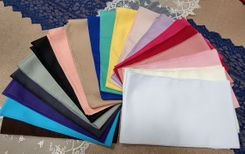 Polyester Sashes Sample Lot 52600 (25 pcs/pk)