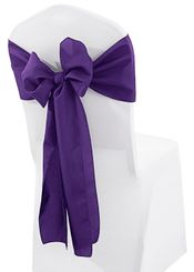 "Sample 8"" x 108"" Polyester Sash - Regency 52663(1pc)"