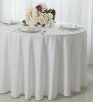 Scuba (Wrinkle-Free) Tablecloths