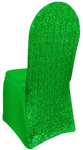Sequin Spandex Banquet Chair Covers (20 Colors)
