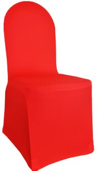 Spandex Banquet Chair Covers - Red 62312 (1pc/pk)