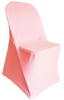 Spandex Folding Chair Covers (22  Colors)