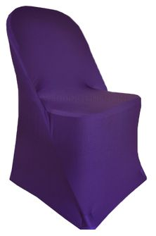 Spandex Folding Chair Covers - Regency 62963 (1pc/pk)