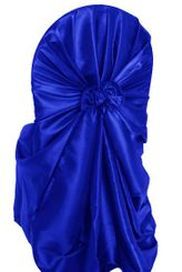 Taffeta Universal Chair Covers - Royal Blue 61022(1pc/pk)
