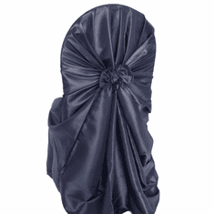 Taffeta Universal Self Tie Chair Covers (18 Colors)