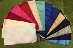 Versailles Chopin Polyester Chair Sash Sample Lot 92200 (14pcs/pk)
