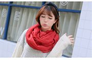 Scarves Red Scarf Free shipping