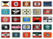 WORLD WAR ll Flags