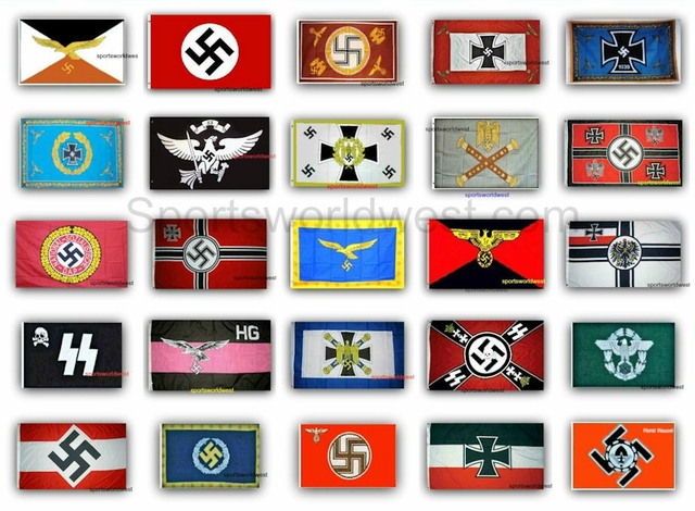 German Nazi WWII Collectibles