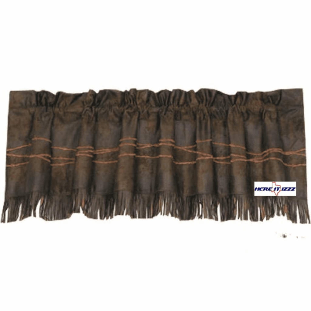 Barbwire Dark Valance