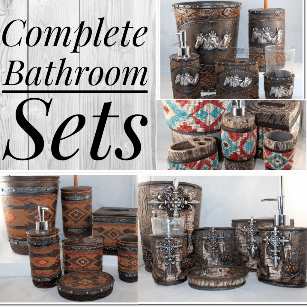 Complete Bathroom Sets