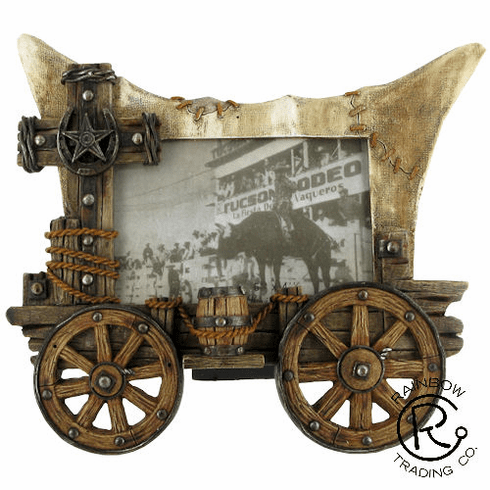 Covered Wagon Cross 6x4 Frame