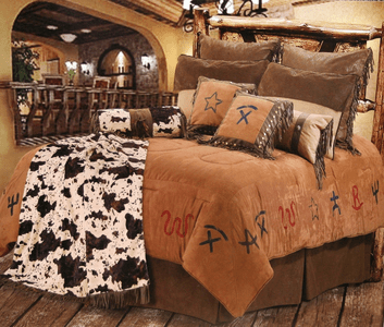 Branded Bedding Set