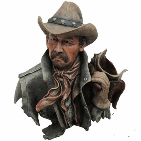 Cowboy Double Bottle Wine Holder