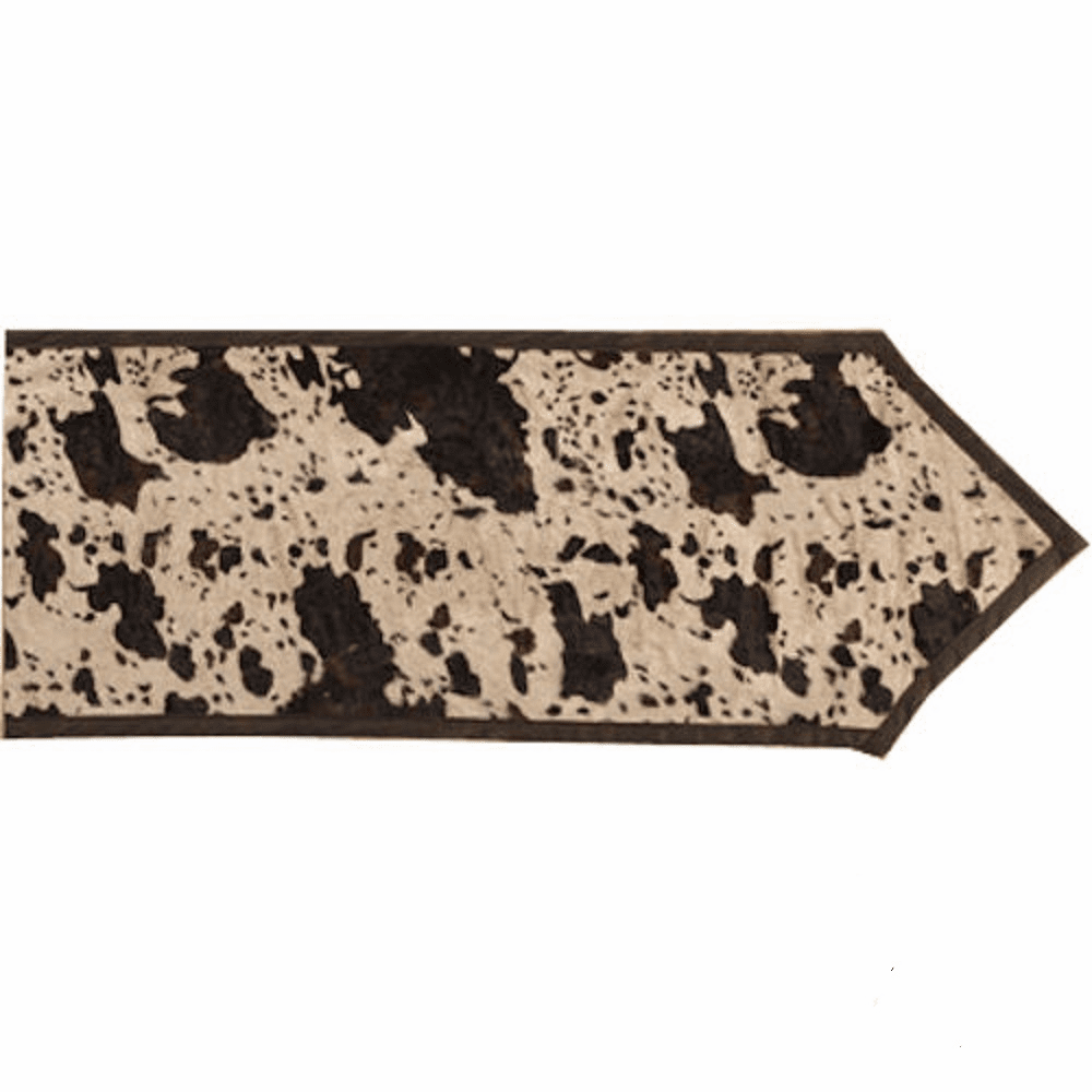 El Dorado Cowhide Table Runner