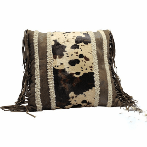 El Dorado Fringed Pillow