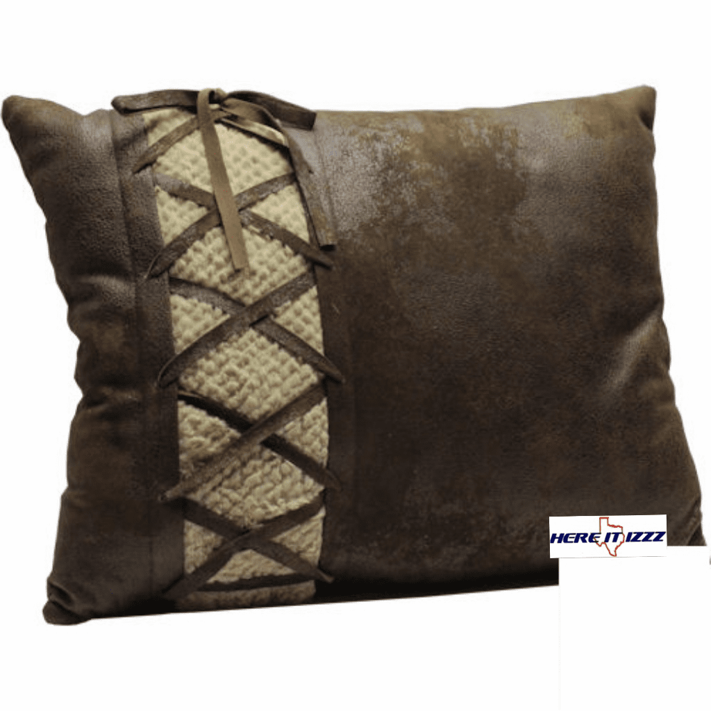 Eldorado Side Laced Pillow