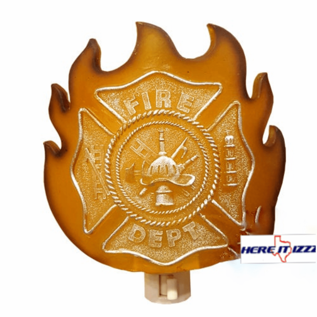 Fire Dept Nightlight