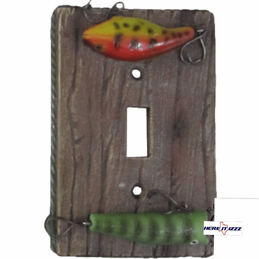Fishing Lure Single Switch