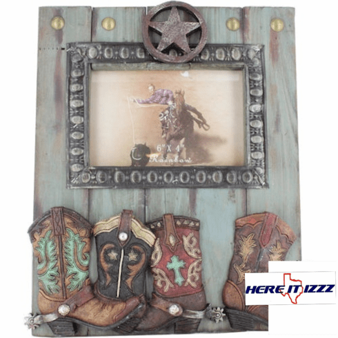 Four Boots 6x4 Frame