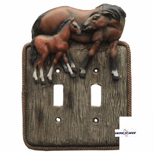 Galloping Horse Double Switch