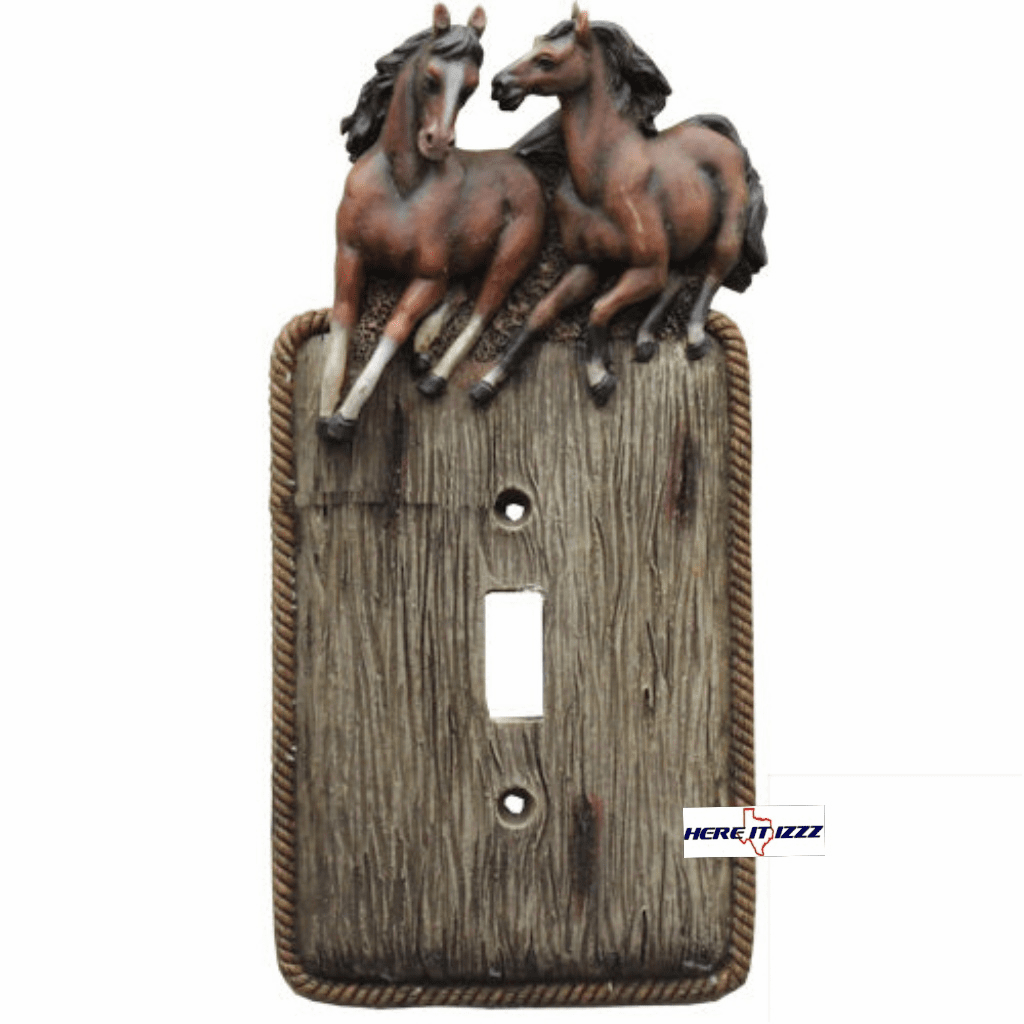 Galloping  Horse Single  Switch