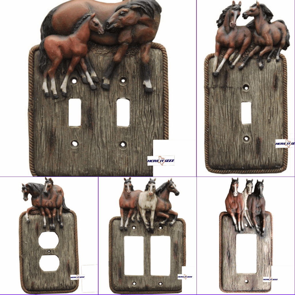 Horse Switch Covers